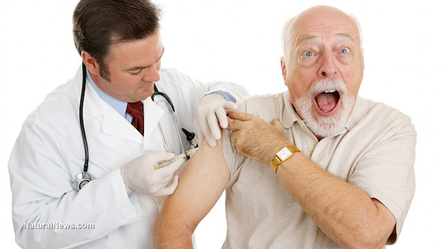 Flu shot elderly